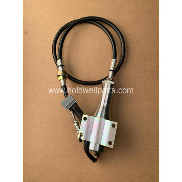 Volvo Wheel Loader stop solenoid 11110030 for sale