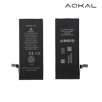 iPhone akumulatora 6S nomaiņa Li-ion Battery 3.82v 1715mAh