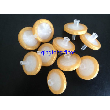 Hydrophobic PTFE Syringe Filter for Liquid Filtration