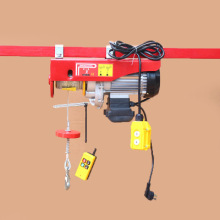 Good Quality for PA Protable Electric Hoist PA400 Mini Electric Hoist With Trolley supply to United States Importers