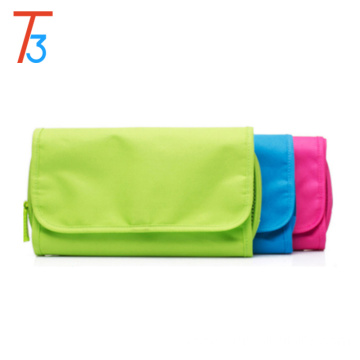 Cosmetic Makeup bag/make up organizer polyester