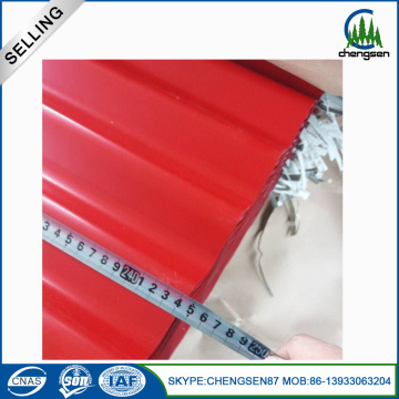 High Quality Rolled Prepainted Gavanized Roofing Sheet