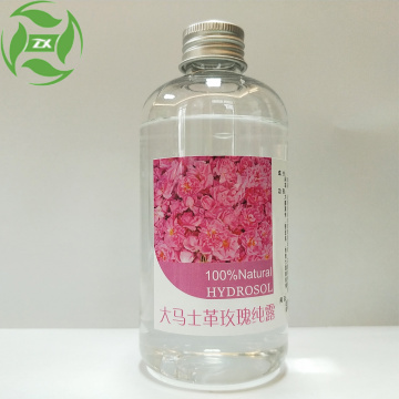 wholesale organic pure moisturizing whitening rose hydrosol