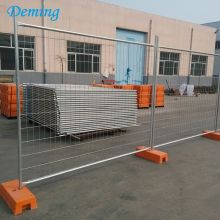 Galvanized/pvc Welded Wire Mesh Temporary Fence