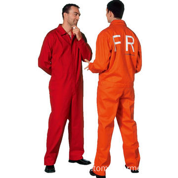 Venda quente Fr Cotton Workwear Coverall