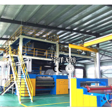 Hot sale for Single Beam Spunbond Nonwoven Line Non woven fabric printing machine export to North Korea Manufacturer