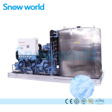 Snow world Flake Ice Machine 25 ton