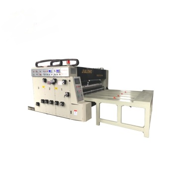 JLD Semi automatic printer slotter die cutter machine 2