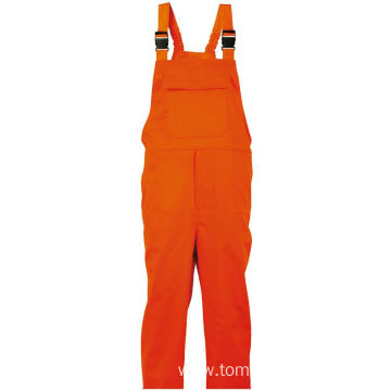 Fr Protective Clothing Men Working Uniform Bib Pants