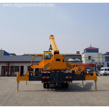 Small Mini Mobile Truck Mounted Crane