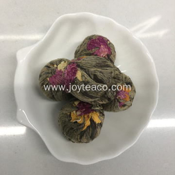 100% Handmade Organic Blooming Tea