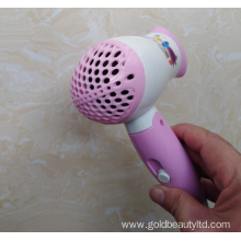 Light Weight Safety Hair Blower for Children Use
