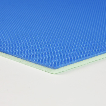 ITTF official approved rubber sports court flooring