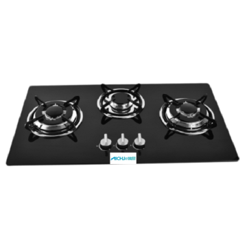 Toughened Glass Working Top Hob 2 Burner