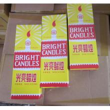 PriceList for for Ghana Market 38G Candle Snow White BG8SS Bright Candle Ghana market Candle supply to Lesotho Importers