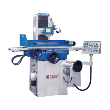 Surface Grinding Machine Table size