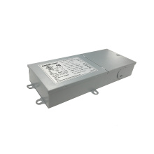 Led ballast metal components