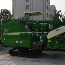 Good Quality for Self-Propelled Rice Harvester rice harvester combine HST machine in philippines export to Antigua and Barbuda Factories