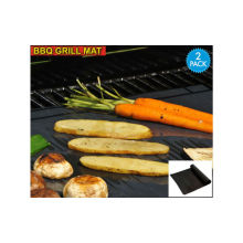 China Supplier for Non Stick BBQ Grill Mats Non Stick Re-usable BBQ Mat supply to Nigeria Factory