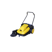 Pedestrian Hand-Push Electric Sweeper