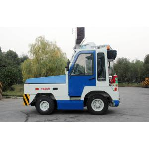 Electric Towing Tractor With Air Conditon