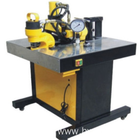Busbar Processing Machine Cutting Bending Punching