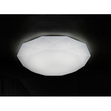 Diamond-shaped Ultrathin Ceiling Lamp