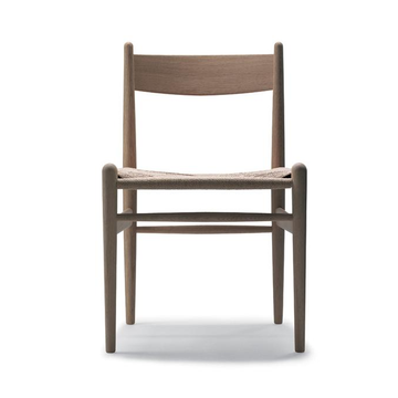 Good Quality for China Wood Replica Dining Chair,Luxury Replica Dining Chair,Replica Stainless Steel Dining Chair Factory Wegner CH36 Chair solid wood dining chair supply to Germany Suppliers