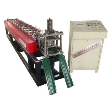 Customized iron fence forming machine