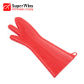Heat Resistant Silicone Cleaning Gloves Cooking Gloves