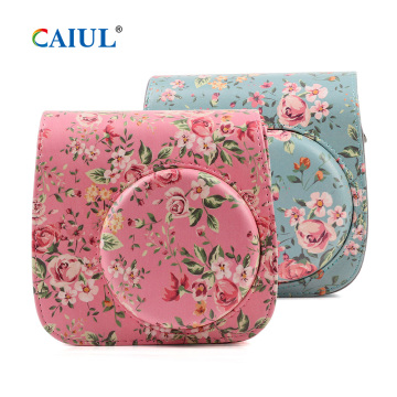 Classical Rose Instax Mini 9 Camera Bag