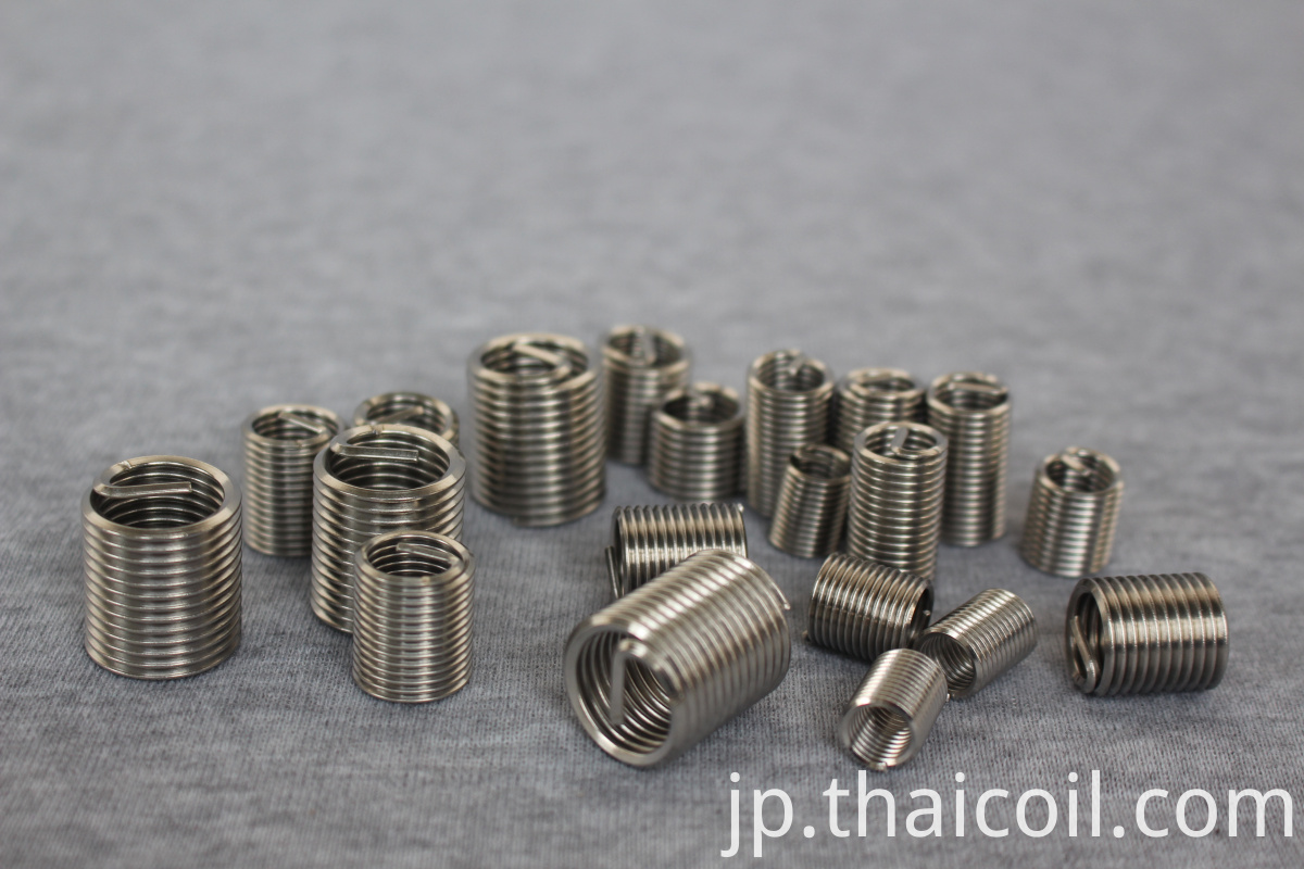 Threaded Concrete Inserts