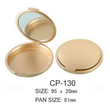 Low MOQ for Round Cosmetic Compact Round Compact Case With 81mm Pan Size supply to Gibraltar Manufacturer