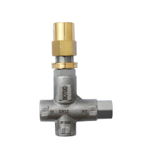 SS303 Bypass Valve For DS Pump