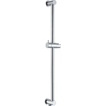 Shower Rail With Bottom Water Outlet