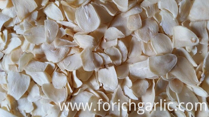 Dehydrate Garlic Flakes