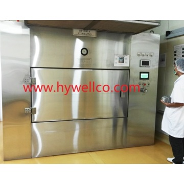Mixed Sugar Solution Microwave Vacuum Dryer