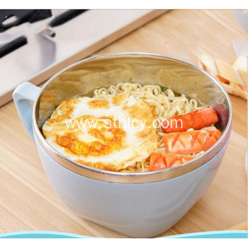 304 Stainless Steel Bowl Instant Noodle Bowl