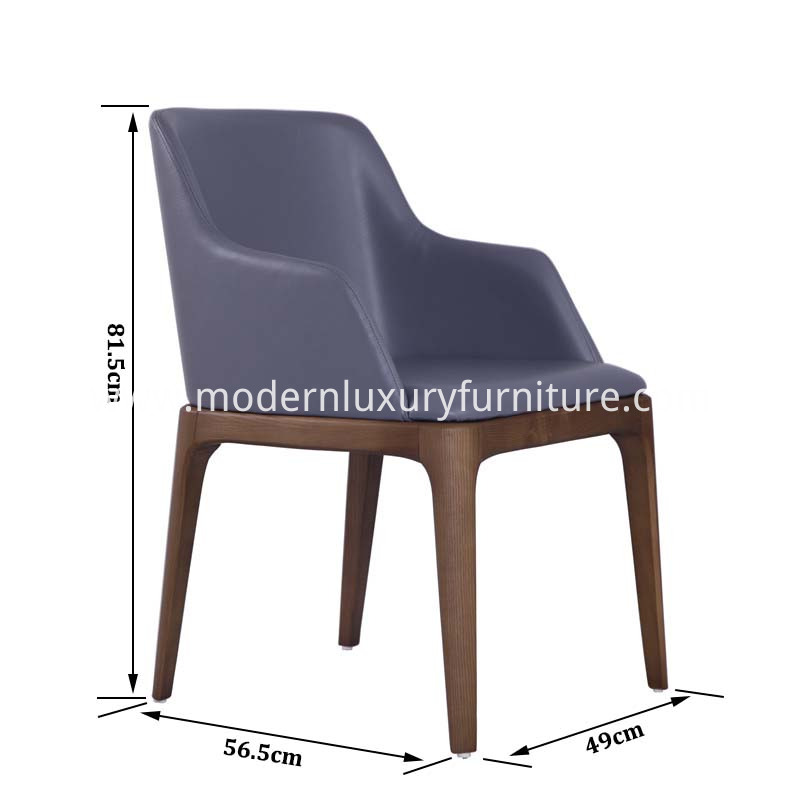Grace Dining Chair Size