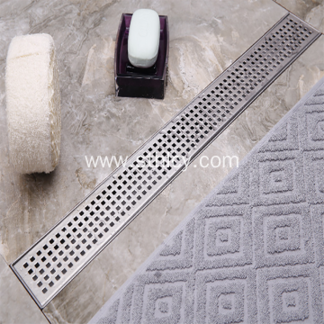 Stylish Rectangular Stainless Steel Shower Floor Drain