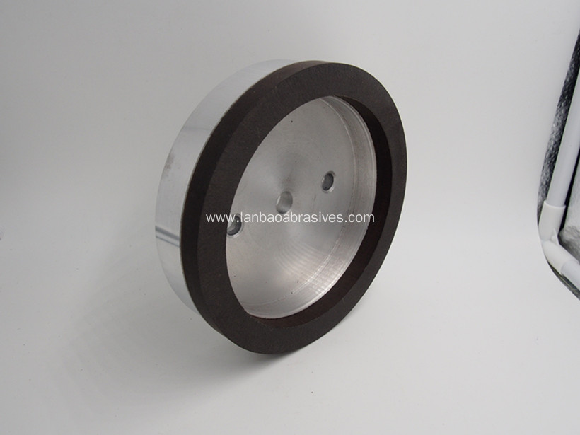 Resin cup wheel diamond grinding wheel for glass
