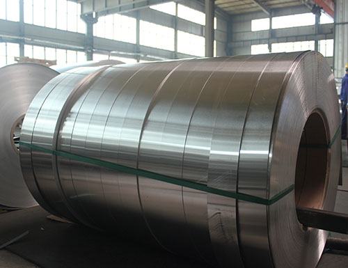 aluminum alloy coil for automotive vibration control Russia