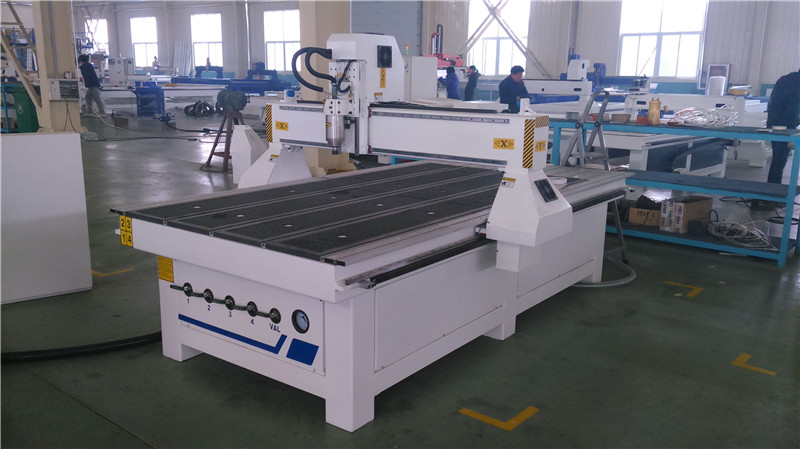 3 Axis Gear Rack Transmission Cnc Router 1325