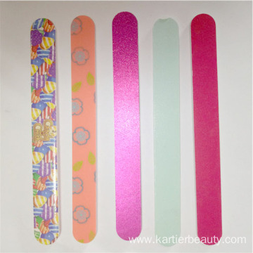 Customized for Manicure Pedicure Kit Customized Printing Professional Nail File supply to Spain Factory