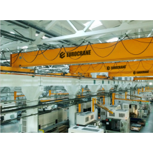outdoor overhead crane double girder crane