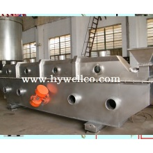 China for Box Shape Fluidized Dryer Hywell Supply Borax Drying Machine supply to Liberia Importers