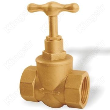 factory low price Used for Brass Stop Valve Brass Stop Valve with Threaded Connection export to Haiti Suppliers