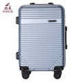 hard shell Colorful printed ABS luggage