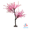 Assemable Artificial Peach Blossom Tree