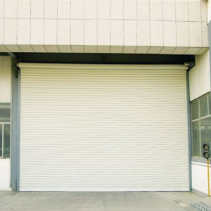 Industrial Automatic Rolling Shutter Door with Aluminum Alloy